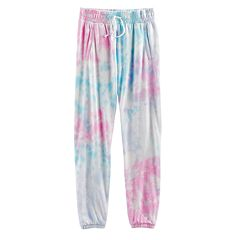 Girls 7-16 Size SO® Cinched Cuff Sweatpants