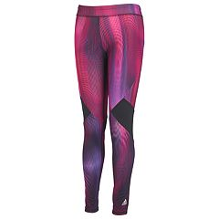 Girls 4-6x adidas Climalite Swirl Leggings