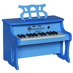 Schoenhut 25-Key 2 Toned Table Top Piano