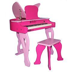 Schoenhut 37-Key Electronic Butterfly Piano