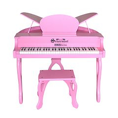 Schoenhut 61-Key Digital Butterfly Piano