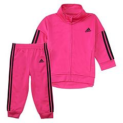 Girls 4-6x adidas Tricot Jacket & Pants Set