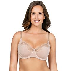 Parfait Bra: Tess Unlined Full-Figure Bra P5022