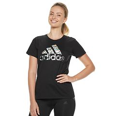 Women's adidas Badge of Sport Short Sleeve Graphic Tee