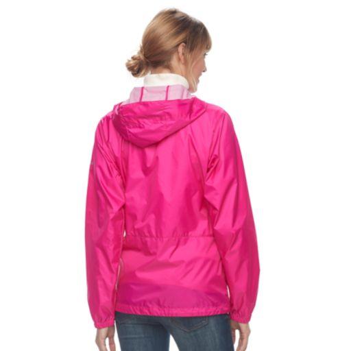 Women's Columbia Rain to Fame Hooded Rain Jacket