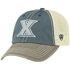 Audlt Top of the World Xavier Musketeers Off Road Cap