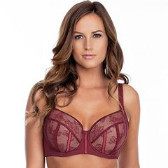 Parfait Bras: Estelle Lace Full-Figure Padded Bra P5231