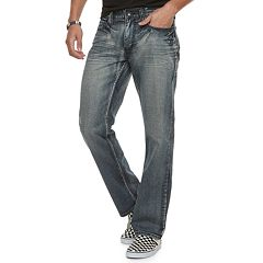 Men's Urban Pipeline™ Relaxed Straight-Leg Silver Haze Jeans
