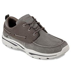 Skechers Relaxed Fit Creston Vosen Men's Boat Shoes