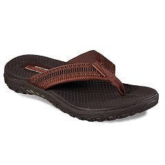 Skechers Relaxed Fit Reggae Belano Men's Flip Flop Sandals