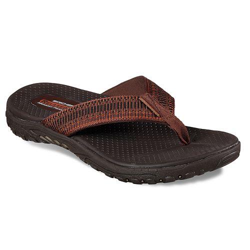 d17d0bd7348e54 Skechers Relaxed Fit Reggae Belano Men s Flip Flop Sandals