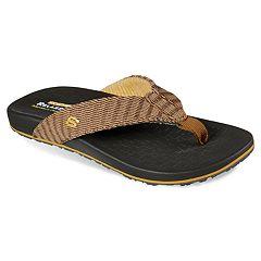 Skechers Relaxed Fit Velmen Erever Men's Flip Flop Sandals