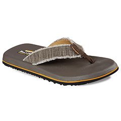 Skechers Relaxed Fit Tantric Salman Men's Flip Flop Sandals