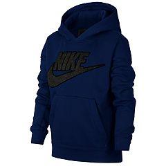 Boys 8-20 Nike Club Seasonal Pullover Hoodie