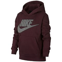 Boys 8-20 Nike Club Seasonal Pullover Hoodie