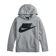 9852276e Boys 8-20 Nike Club Seasonal Pullover Hoodie