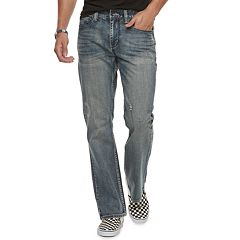 Men's Urban Pipeline® Relaxed Bootcut Silver Haze Jeans