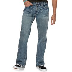 Men's Urban Pipeline™ Relaxed Bootcut Medium Wash Jeans