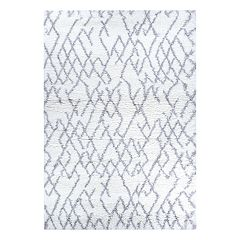 Couristan Urban Shag Fes Broken Lattice Rug