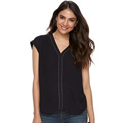Women's Jennifer Lopez Popover Top