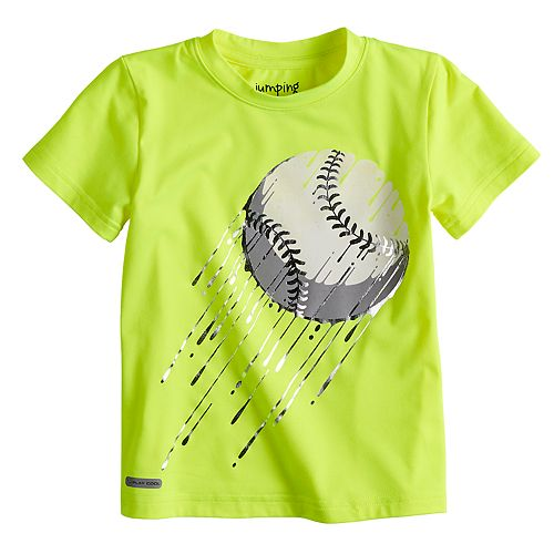 8dbec70f2 Toddler Boy Jumping Beans Baseball Amazing Active Tee