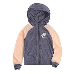 Toddler Girl Nike Gym Vintage Hoodie