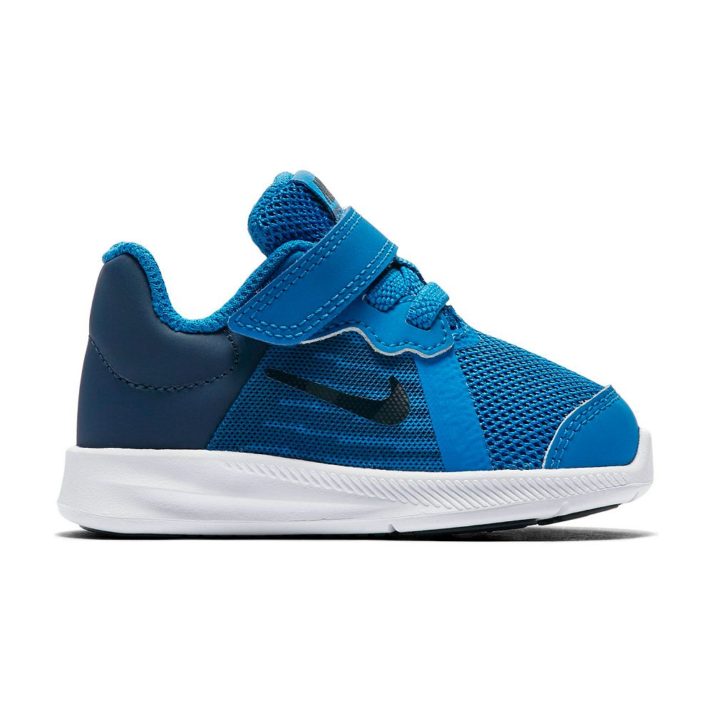Nike Downshifter 8 Toddler Boys Sneakers Blue