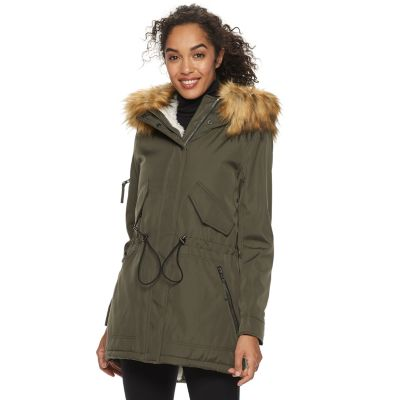 Women's S13 Hooded Midwight Anorak Parka