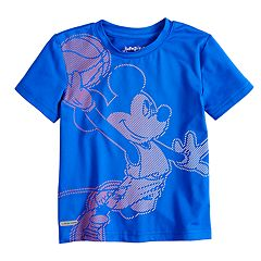 Disney's Mickey Mouse Toddler Boy Basketball Active Tee by Jumping Beans®