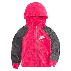 Toddler Girl Nike Space-Dye Hoodie