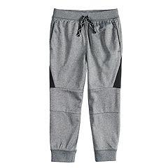 Toddler Boy Jumping Beans® Slim-Fit Active Jogger Pants