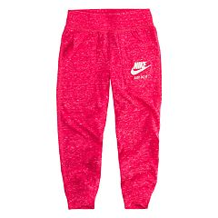 Toddler Girl Nike Pink Gym Vintage Pants