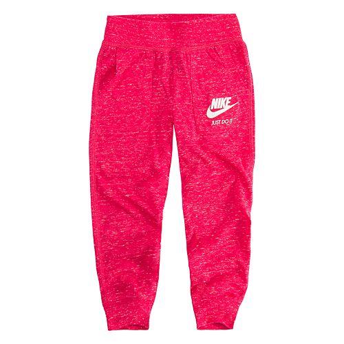 54d81b8d57 Toddler Girl Nike Pink Gym Vintage Pants