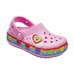 Crocs Crocband Fun Lab Graphic Kids' Light Up Clogs