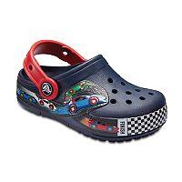 Crocs Crocband Fun Lab Graphic Kids' Light Up Clogs