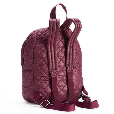 Danskin Quilted Mini Backpack