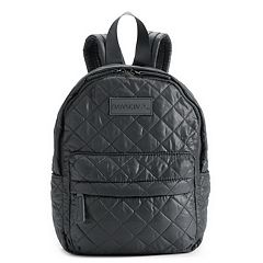 Danskin Quilted Mini Backpack