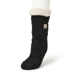 Women's Dearfoams Blizzard Slipper Socks