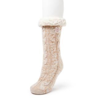 Women's Dearfoams Blizzard Slipper Socks