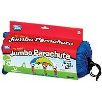 Toysmith 10-ft. Jumbo Parachute