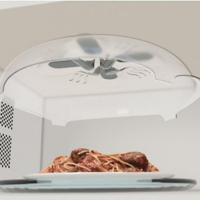 Hover Cover Microwave Splatter Guard As Seen On Tv