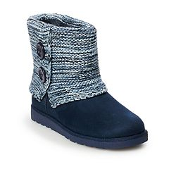 SO® Elderberry Women's Sweater Boots