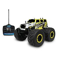 NKOK Mean Machine 1:8 Extreme Terrain RTR Remote Control: 2015 Jeep Wrangler Unlimited Vehicle