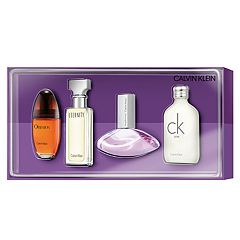 Calvin Klein Women's Perfume 4-pc. Gift Set ($93 Value)