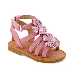 Petalia Floral Toddler Girls' Sandals