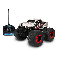 NKOK Mean Machines 1:8 Extreme Terrain RTR:  Remote Control RAM 1500 Rebel