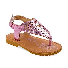 Petalia Abstract Toddler Girls' Sandals