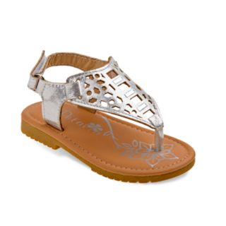 Petalia Abstract Toddler Girls' Sandals