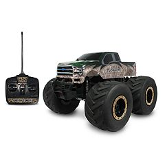 NKOK 1:8 RealTree Extreme Terrain RTR 2015 Ford F-150 Remote Control Toy