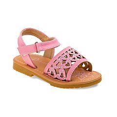 Petalia Hearts Toddler Girls' Sandals